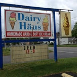 Photo taken at Dairy Haus by VW Mama on 5/11/2013