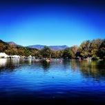 Photo taken at Lake Eden by Jade W. on 10/20/2013