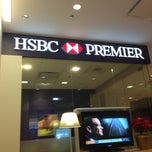 Photo taken at HSBC by Sylvain K. on 12/24/2012