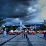 Photo taken at Tuxtla Gutiérrez by Gus m. on 9/4/2013