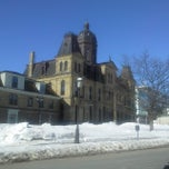 Photo taken at Provincial Legislative Building by Mike L. on 3/18/2014