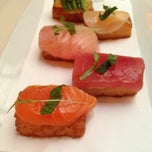 Photo taken at The Mark Restaurant by Jean-Georges by 희주 조. on 7/9/2013