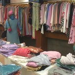 Photo taken at Moshaict - Moslem Fashion District Indonesia by Chelsea M. on 5/10/2015