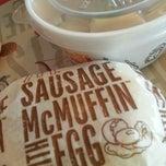 Photo taken at McDonald's & McCafé (แมคโดนัลด์ & แมคคาเฟ่) by Tweety M. on 6/9/2013