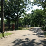 Photo taken at Van Cortlandt Park Entrance by Ray W. on 6/15/2013