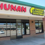 Photo taken at Hunan Chinese Restaurant by Hunan Chinese Restaurant on 8/31/2014