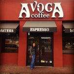 Photo taken at Avoca Coffee by Pamela O. on 11/20/2012