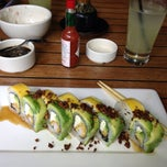 Photo taken at Sushi Roll by Sandra L. on 8/25/2013