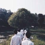 Photo taken at มหาวิทยาลัยราชภัฎเชียงราย (Chiangrai Rajabhat University) by G O T z. on 2/3/2015