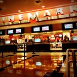 Photo taken at Cinemark by Lorenzo P. on 10/27/2012