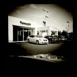 Photo taken at Temecula Hyundai by Noreen G. on 9/21/2012
