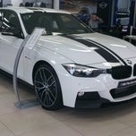 Photo taken at Bruce Lynton BMW by Michael F. on 10/3/2013