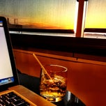 Photo taken at US Airways Club by Paul S. on 3/9/2012