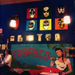 Photo taken at Tacos A Go-Go by Brent P. on 4/18/2013