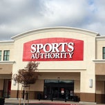 Photo taken at Sports Authority by Chona G. on 2/10/2014