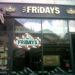 Photo taken at T.G.I. Friday's by Tamás P. on 9/16/2013