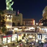 Photo taken at Hollywood & Highland Center by Liz on 3/25/2013