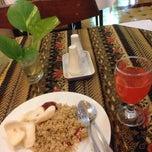 Photo taken at Hotel Minahasa by Maggie W. on 4/25/2015