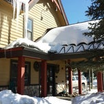 Photo taken at Breck Inn by Paula S. on 3/5/2014