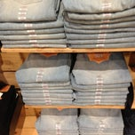 Photo taken at Levi's Store by Nikita L. on 5/8/2013