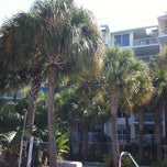 Photo taken at Lazy River @ Destin West Resort by Kelly A. on 10/12/2012