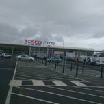 Photo taken at Tesco Extra by Angie L. on 2/3/2013