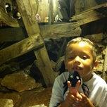 Photo taken at Marvel Cave by Marc V. on 8/2/2013