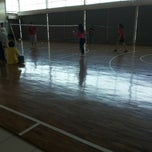 Photo taken at sport hall ITHB by Lala S. on 11/2/2013