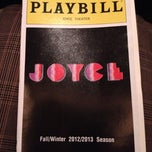 Photo taken at The Joyce Theater by Max T. on 10/11/2012