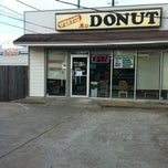 Photo taken at Westco Donuts by Camille R. on 12/23/2012