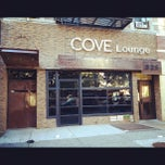 Photo taken at Cove Lounge by HarlemGal -. on 9/29/2012