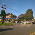 Photo taken at ปตท. ราชพฤษ์ ( พังงา) by Abu F. on 11/14/2014