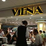Photo taken at Viena Delicatessen by Neiva Lissa L. on 12/1/2012