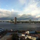 Photo taken at The Port of Virginia by Bevan C. on 1/31/2013