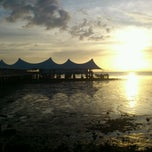 Photo taken at Jeti Kuala Perlis (Jetty) by IzumiFany H. on 2/14/2013