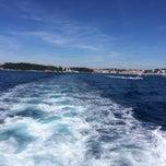 Photo taken at Pristanište Delfin by Roman G. on 8/29/2014
