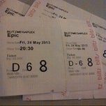Photo taken at blitzmegaplex by Erba H. on 5/24/2013