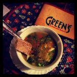 Photo taken at Green's by Nat V. on 7/12/2013
