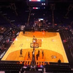 Photo taken at Verve Energy Lounge @ US Airways Center by DJ P. on 4/5/2015