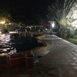 Photo taken at Baanbali Beach Resort by Chaiwat L. on 4/17/2014
