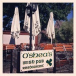 Photo taken at O'Shea's Irish Pub by Jonathan W. on 7/8/2013