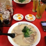 Photo taken at Ramen Sanpachi Px Pavilion - St. Moritz by vanno on 7/22/2012