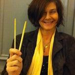 Photo taken at Sushi West by Henri K. on 3/27/2012