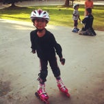 Photo taken at Dunia Inline Skate by Eva Suharti A. on 3/25/2012