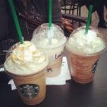 Photo taken at Starbucks by Rubo S. on 6/1/2012