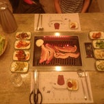 Photo taken at Mureungdowon Restaurant by Ks C. on 8/26/2012