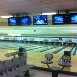 Photo taken at Arlington Lanes by JR N. on 8/22/2012