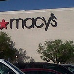 Photo taken at Macy's by Rachael S. on 8/20/2012