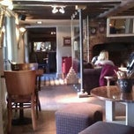 Photo taken at The White Hart by Ian G. on 5/1/2012