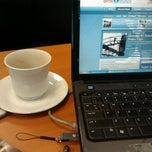 Photo taken at ruangku by kemas z. on 1/13/2012